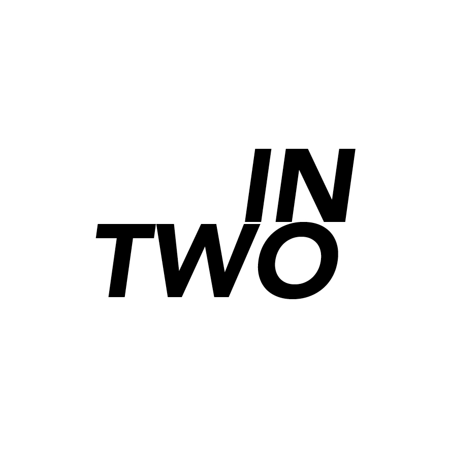 IN TWO